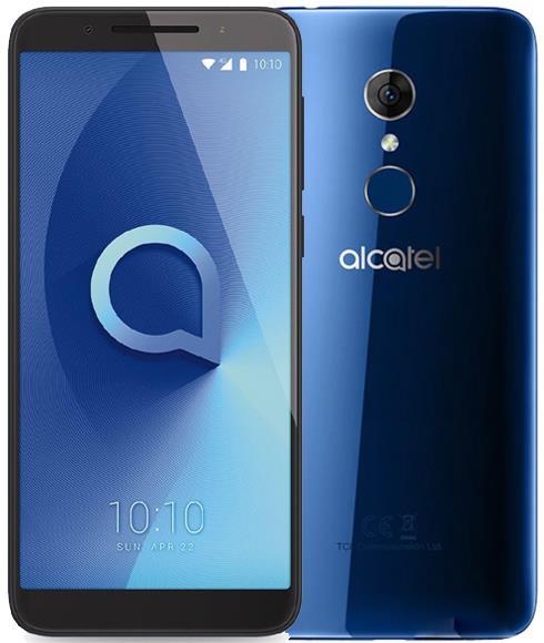 Alcatel 3 16GB Mavi (İthalatçı Garantili Outlet Ürün)