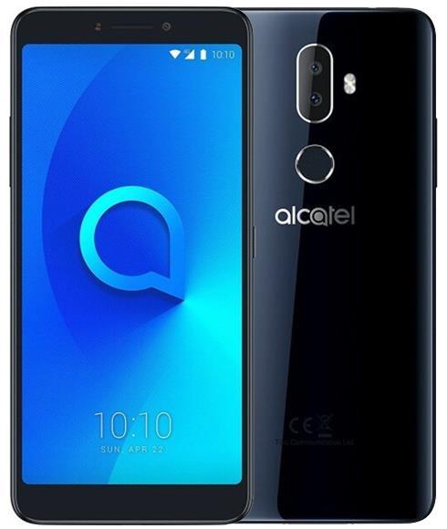 Alcatel 3V 16GB Cep Telefonu Siyah (Teşhir Ürünü)