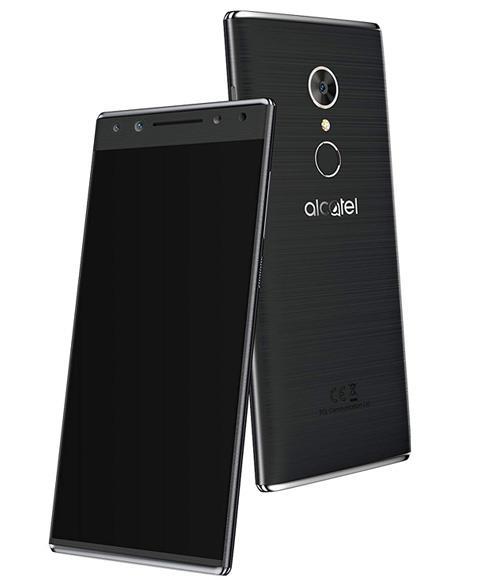 Alcatel 5 32GB Cep Telefonu Siyah (Teşhir Ürünü)