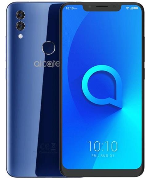 Alcatel 5V 32GB Cep Telefonu Mavi (Teşhir Ürünü)