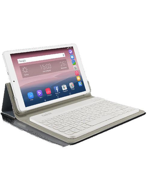 Alcatel A3 16GB 10\'\' Beyaz Tablet (Teşhir Ürün)