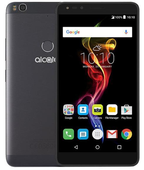 Alcatel Pop 4 16 GB Siyah Cep Telefonu (Teşhir Ürünü)