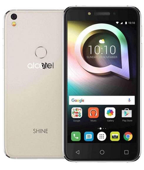 Alcatel Shine Lite 5080X 16 GB Cep Telefonu Gold (Outlet Ürün)
