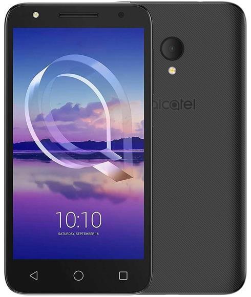 Alcatel U5 HD 16GB Cep Telefonu Siyah (Teşhir Ürünü)