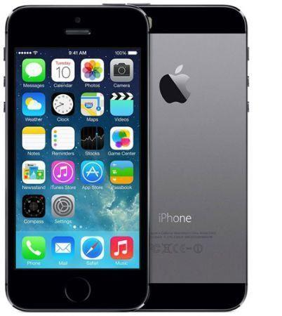 Apple İphone 5s 16 GB SİYAH-TEŞHİR