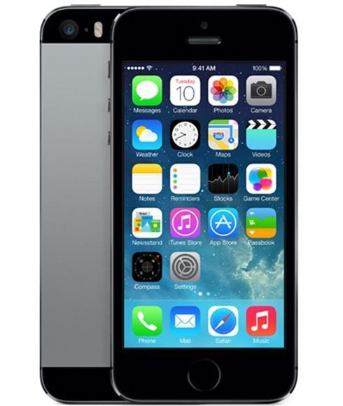 Apple İphone 5s 16GB Cep Telefonu Siyah / Parmak İzi Çalışmıyor
