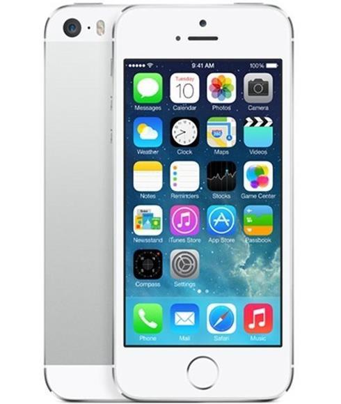 Apple İphone 5s 16GB Cep Telefonu Gümüş / Parmak İzi Çalışmıyor