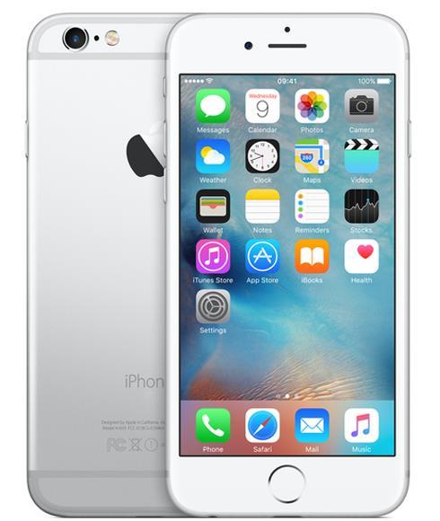 Apple İphone 6 128GB Cep Telefonu Gümüş (Outlet Ürün)