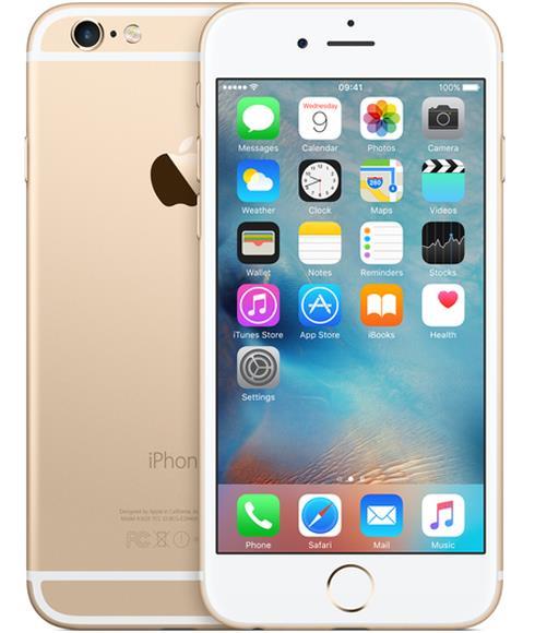 Apple İphone 6 Plus 128GB Cep Telefonu Altın Rengi (Outlet Ürün)