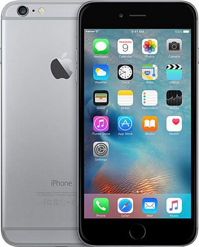 APPLE IPHONE 6 PLUS 16 GB BLACK