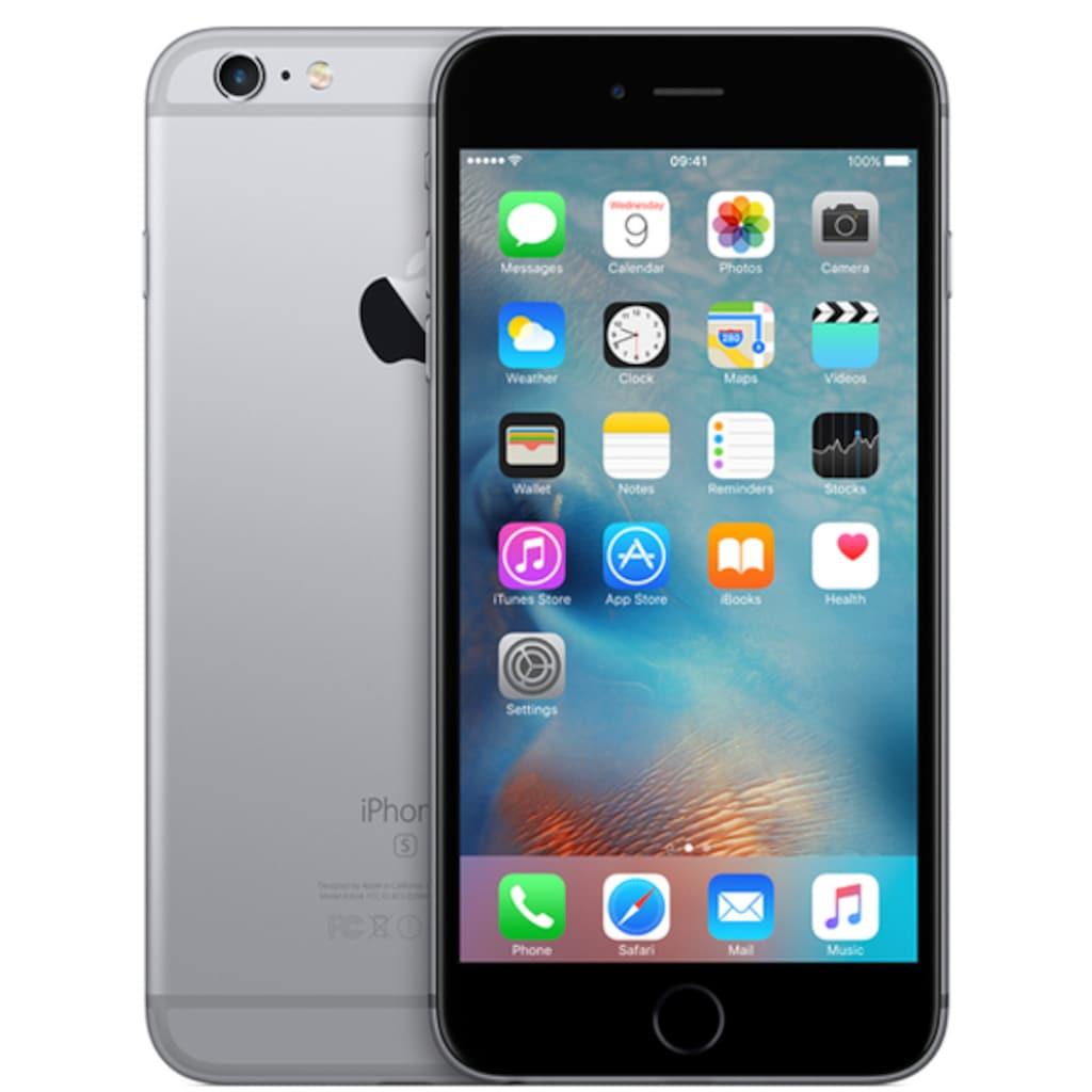Apple İphone 6s 16GB Cep Telefonu Uzay Grisi (Outlet Ürün)