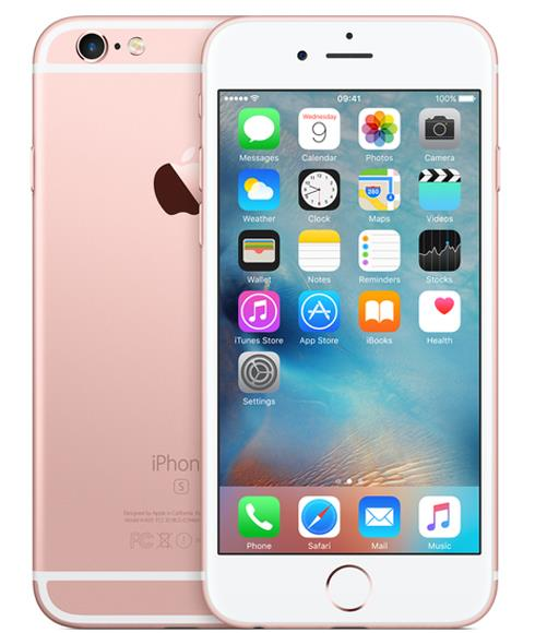 Apple İphone 6s 32GB Cep Telefonu Roze Gold (Outlet Ürün)