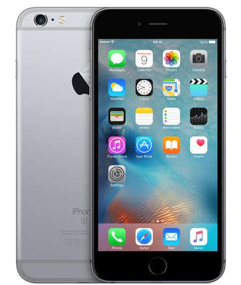 Apple iPhone 6s 64GB Cep Telefonu Uzay Grisi (Outlet Ürün)