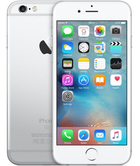 Apple İphone 6s Plus 128GB Cep Telefonu Gümüş (Outlet Ürün)