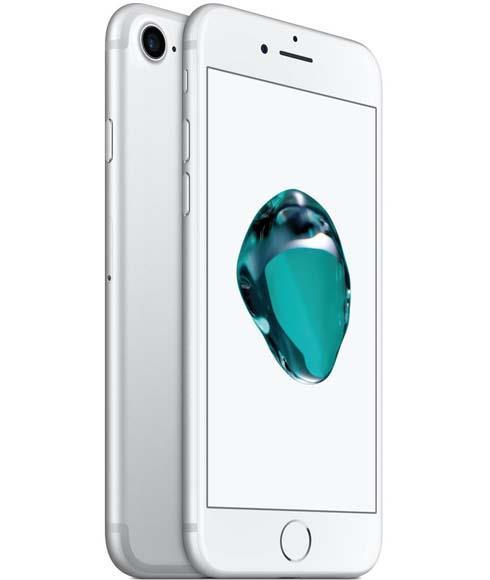 Apple İphone 7 128GB Cep Telefonu Gümüş (Outlet Ürün)