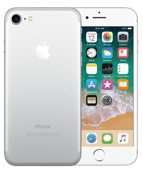 Apple İphone 7 32GB Gümüş (İthalatçı Garantili Outlet Ürün)