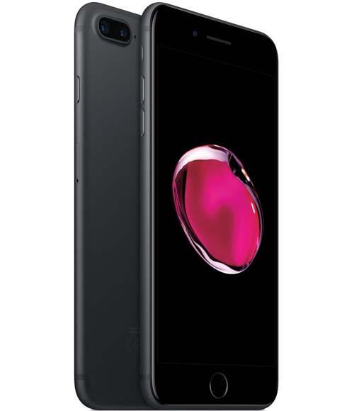 Apple İphone 7 Plus 256GB Cep Telefonu Mat Siyah (Outlet Ürün)