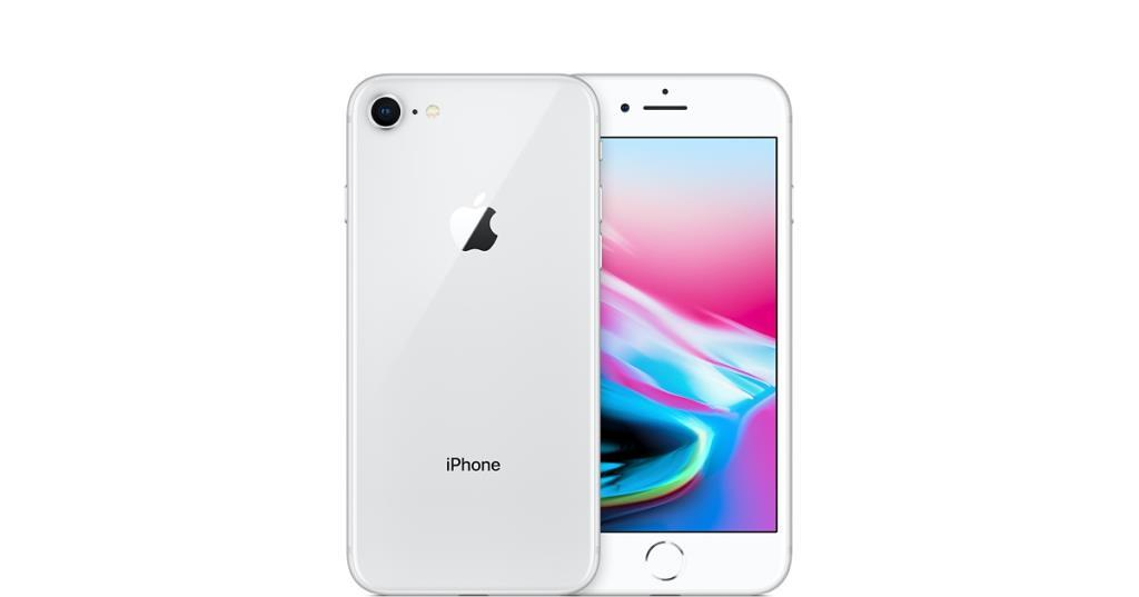 APPLE IPHONE 8 256 GB SİLVER OUTLET