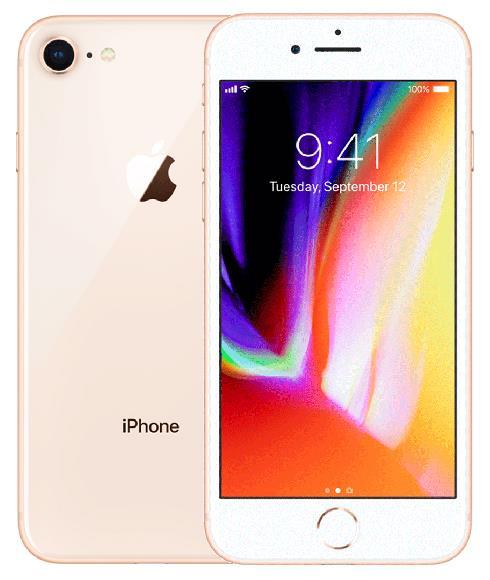 Apple İphone 8 256GB Altın Rengi (İthalatçı Garantili Outlet Ürün)