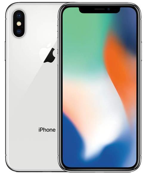 Apple iPhone X 64GB Gümüş (İthalatçı Garantili Outlet Ürün)