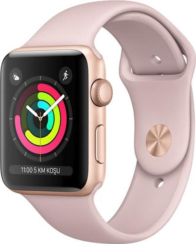 APPLE WATCH 38 MM AKILLI SAAT GOLD