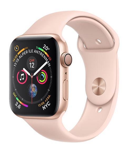 Apple Watch Series 4 GPS 40 mm MU682TU/A Altın Rengi (İthalatçı Garantili Outlet Ürün)