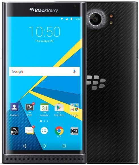 BlackBerry Priv 32GB / 3GB 4.5G Cep Telefonu Siyah (Outlet Ürün)
