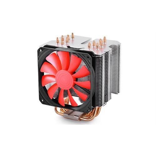 Deep Cool Lucifer K2, Soket Intel ve AMD