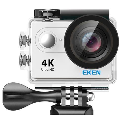 Eken H9R 4K Ultra HD Wifi Aksiyon Kamera - Beyaz