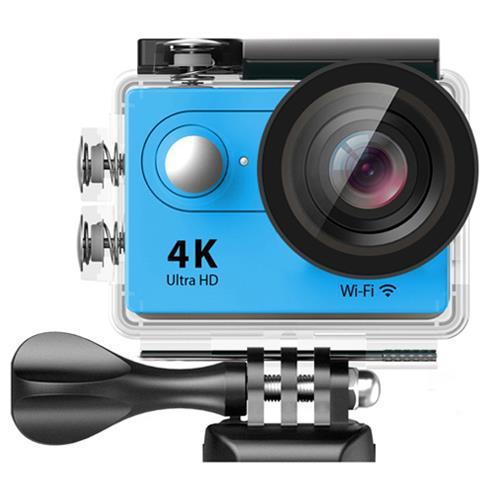 Eken H9R 4K Ultra HD Wifi Aksiyon Kamera - Mavi