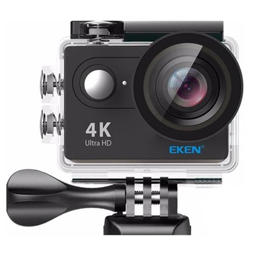 Eken H9R 4K Ultra HD Wifi Aksiyon Kamera - Siyah