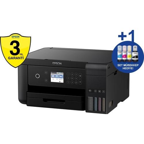 Epson EcoTank ITS L6160 Yazıcı + Tarayıcı +