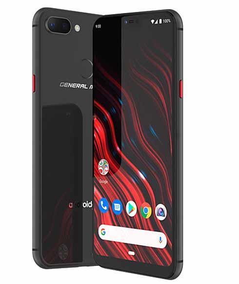 General Mobile GM9 Plus 32GB Siyah (İthalatçı Garantili Outlet Ürün)