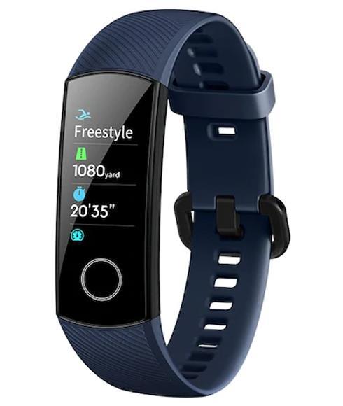 Honor Band 5 Su Geçirmez AMOLED Ekran Akıllı Bileklik Mavi