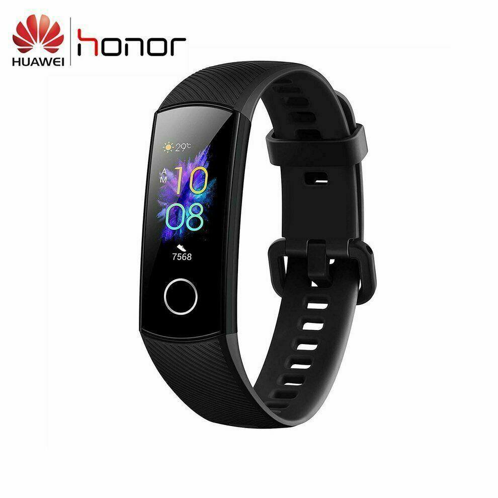 Honor Band 5 Su Geçirmez AMOLED Ekran Akıllı Bilek Siyah
