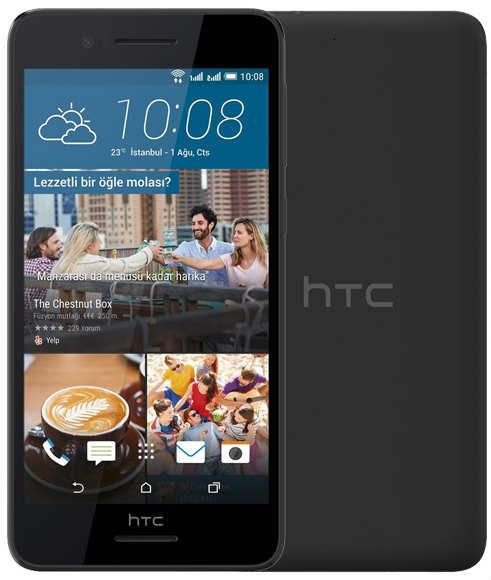 HTC Desire 728G 16GB Cep Telefonu Siyah (Teşhir Ürünü)