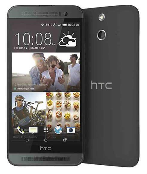 HTC One E8 16GB Cep Telefonu Gray (Teşhir Ürünü)