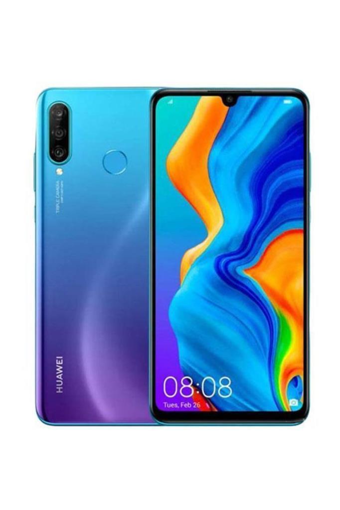 Huawei P30 Lite 128GB Cep Telefonu (İthalatçı Garantili)