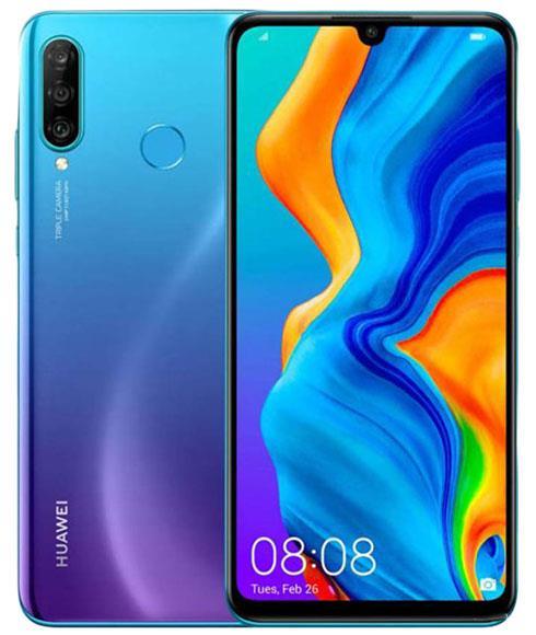 Huawei P30 Lite 128GB Cep Telefonu Mavi (İthalatçı Garantili)