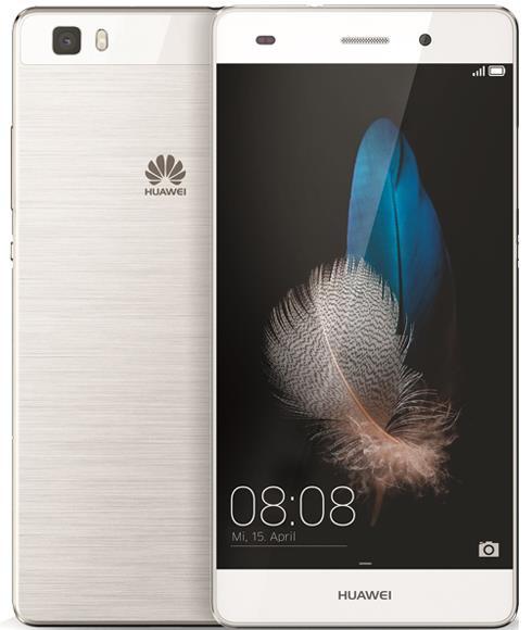 Huawei P8 Lite 16GB Cep Telefonu Gümüş (Outlet Ürün)