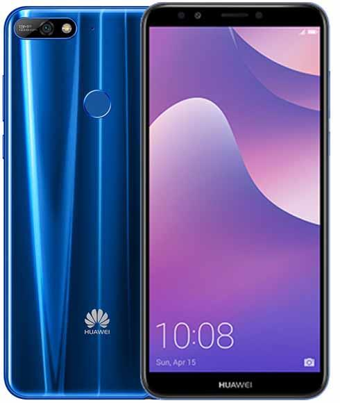 Huawei Y7 2018 London 16GB Mavi (Huawei Türkiye Garantili)