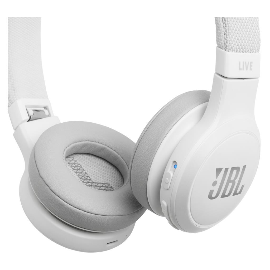 Jbl Live 400BT Wireless Bluetooth Kulaklık Beyaz