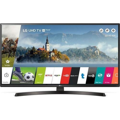 LG 49UK6470 4K Uhd Led Televizyon, 129 cm (49 inç) (OUTLET)