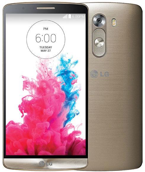 LG D855 G3 32GB Cep Telefonu Gold (Outlet Ürün)
