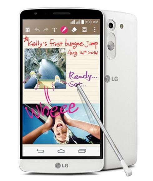 LG  G3 Stylus 8GB Cep Telefonu Beyaz (Outlet Ürün)