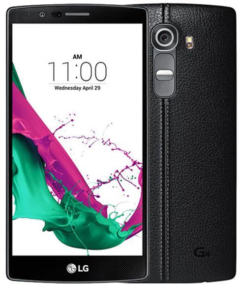 LG G4 H815TR 32GB Cep Telefonu Deri Siyah (Teşhir Ürünü)