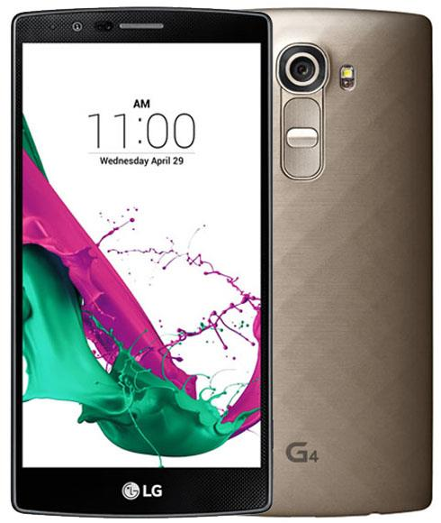LG G4 H815TR 32GB Cep Telefonu Parlak Altın (Teşhir Ürünü)
