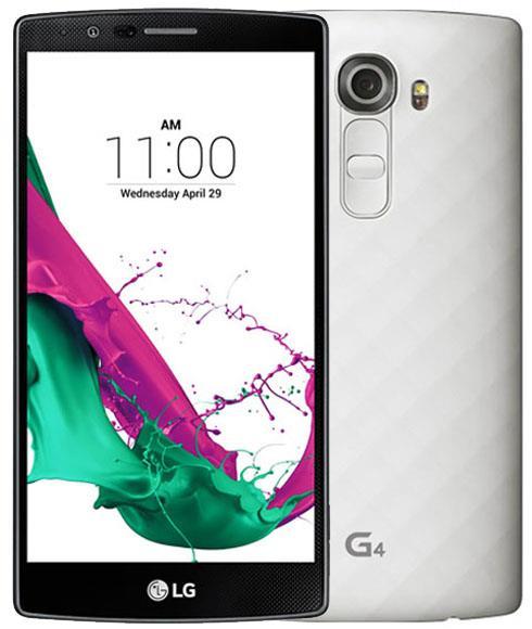 LG G4 H815TR 32GB Cep Telefonu Seramik Beyaz (Teşhir Ürünü)