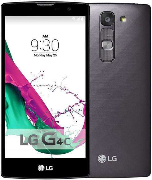 LG G4C 8GB Cep Telefonu Titan (Outlet Ürün)