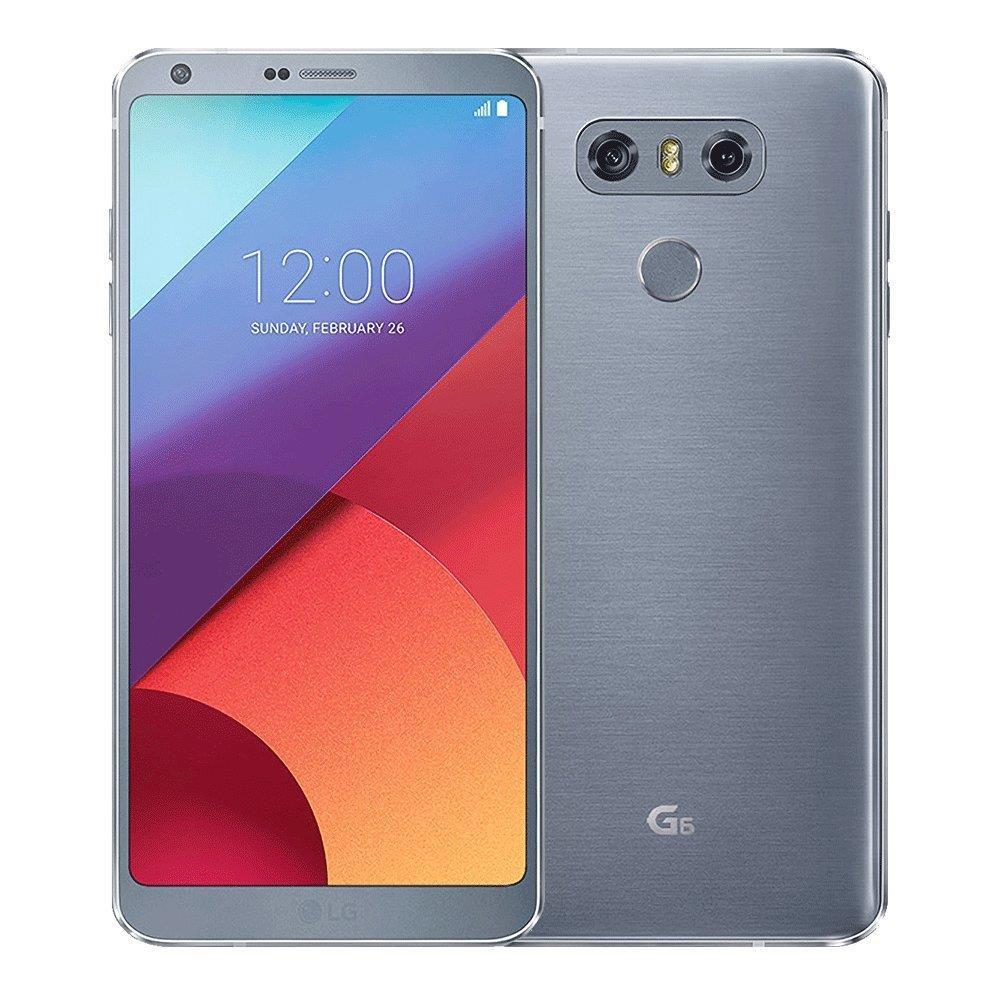 LG G6 THİNQ 64 GB GÜMÜŞ ( İthalatçı Garantili Outlet )